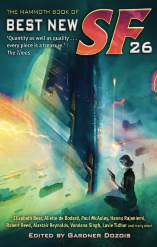 9781472106018: The Mammoth Book of Best New SF 26