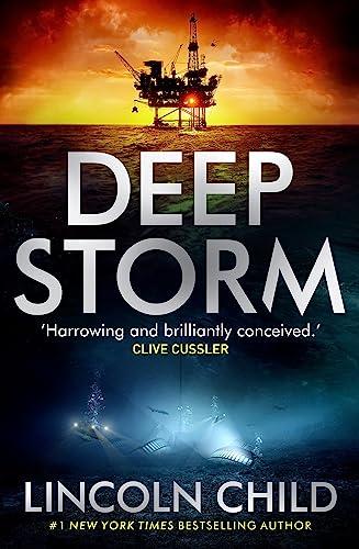 9781472108234: Deep Storm (Dr. Jeremy Logan)