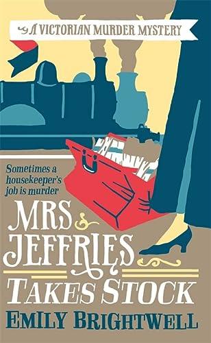 9781472108906: Mrs Jeffries Takes Stock