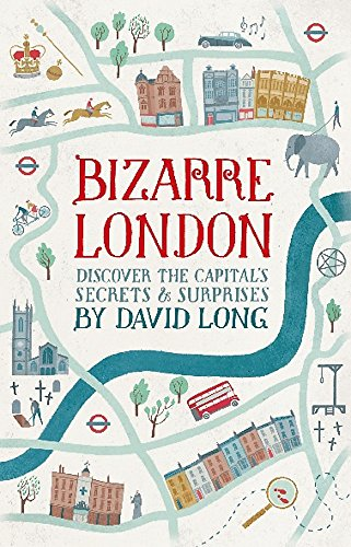 9781472109316: Bizarre London