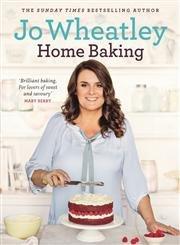 Home Baking - Sainsburys: Jo Wheatley