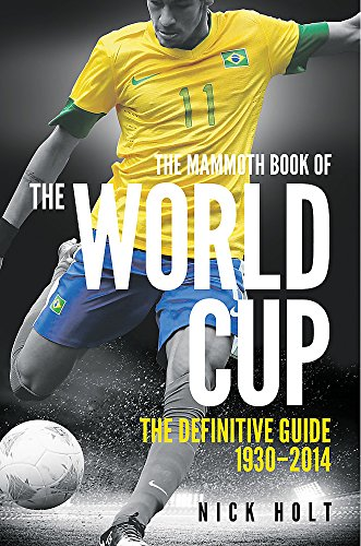 9781472110466: Mammoth Book of the World Cup