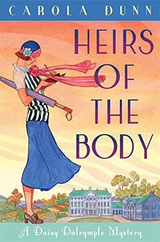 Heirs of the Body (Daisy Dalrymple): Dunn, Carola