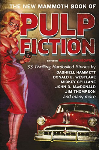 9781472111128: The New Mammoth Book Of Pulp Fiction