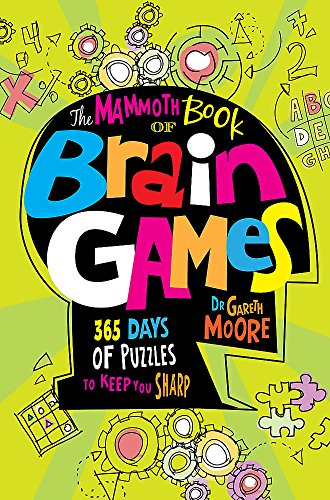 9781472111852: The Mammoth Book Of Brain Games (Mammoth Books)