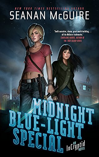 9781472113177: Midnight Blue-Light Special: An Incryptid Novel (Incryptid 2)