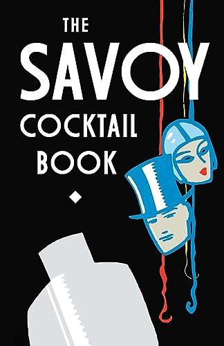Savoy Cocktail Book: Harry Craddock, Savoy
