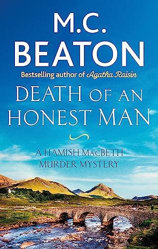 9781472117427: Death of an Honest Man (Hamish Macbeth)