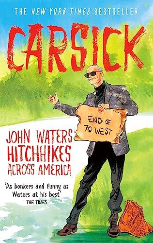9781472118936: Carsick (Corsair)