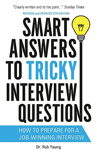 9781472119018: Smart Answers to Tricky Interview Questions (Ben Cooper & Diane Fry)