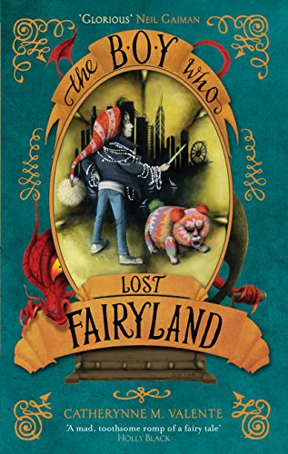 9781472119278: The Boy Who Lost Fairyland