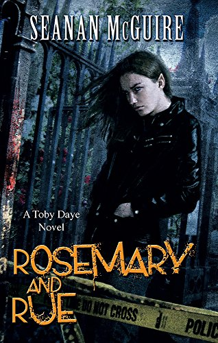 9781472120076: Rosemary and Rue (Toby Daye Book 1)