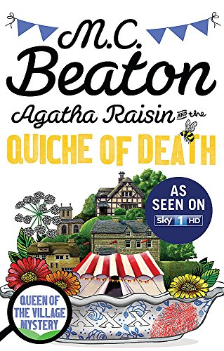 9781472120670: Agatha Raisin and the Quiche of Death