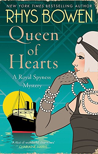 9781472120823: Queen of Hearts (Her Royal Spyness)