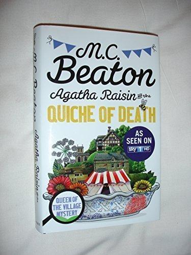 9781472120939: Agatha Rasin and the Quiche of Death