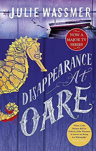 9781472124944: Disappearance at Oare (Whitstable Pearl Mysteries)