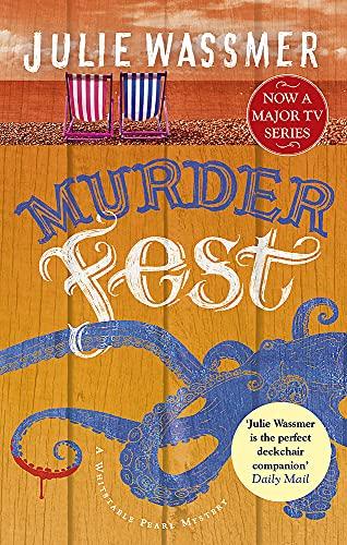 9781472130082: Murder Fest (Whitstable Pearl Mysteries)