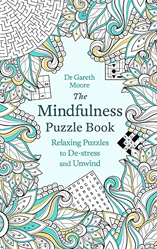 9781472137500: The Mindfulness Puzzle Book: Relaxing Puzzles to De-stress and Unwind (Puzzle Books)