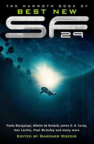 9781472137685: The Mammoth Book of Best New SF (Science Fiction) 29