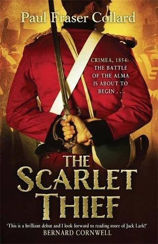 9781472200235: The Scarlet Thief (Jack Lark)