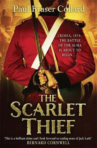 9781472200259: The Scarlet Thief (Jack Lark)