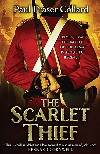9781472200266: The Scarlet Thief (Jack Lark)