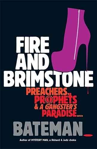 9781472201195: Fire and Brimstone