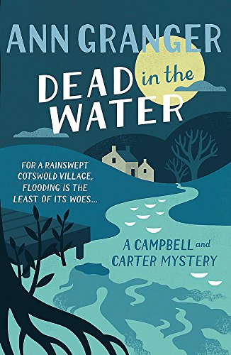 9781472204585: Death In The Water (Campbell & Carter Mystery 4)