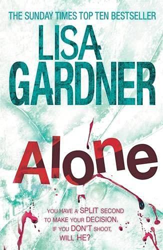 9781472207432: Alone (Detective D.D. Warren 1)