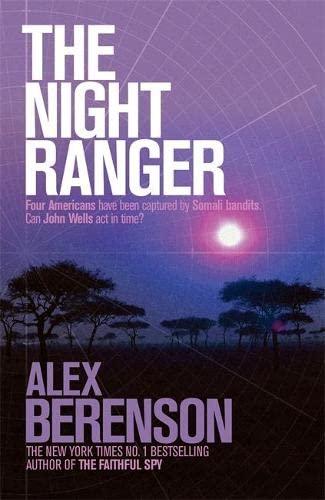 9781472209252: The Night Ranger (John Wells 7)