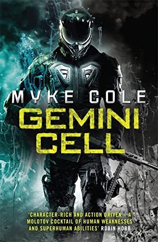 9781472211897: Gemini Cell (Shadow Ops)