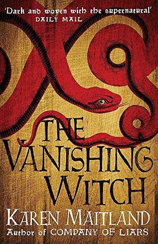 THE VANISHING WITCH - EXCLUSIVE SIGNED, LIMITED & NUMBERED FIRST EDITION FIRST PRINTING TOGETHER ...
