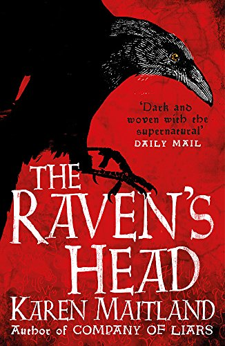 9781472215048: The Raven's Head: A gothic tale of secrets and alchemy in the Dark Ages