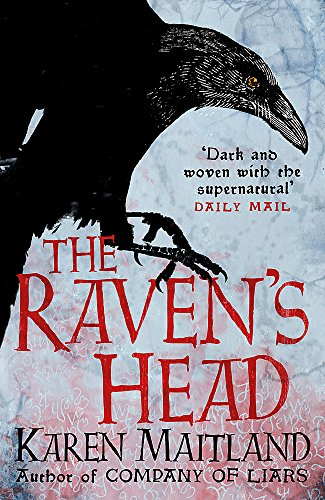 9781472215055: The Raven's Head: A gothic tale of secrets and alchemy in the Dark Ages