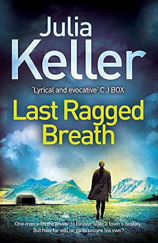9781472215666: Last Ragged Breath (Bell Elkins, Book 4): A thrilling murder mystery