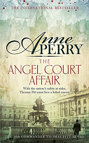 9781472219442: The Angel Court Affair (Thomas Pitt 30)