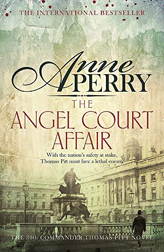 9781472219459: The Angel Court Affair (Thomas Pitt 30)
