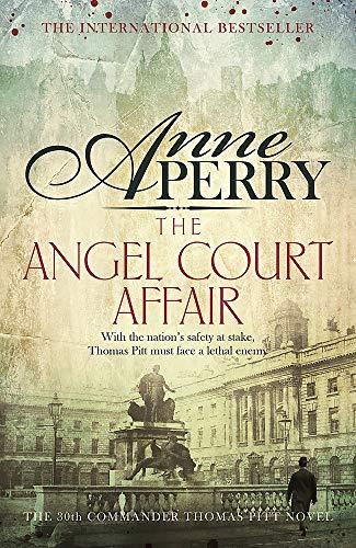 9781472219459: The Angel Court Affair