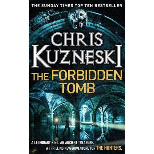 9781472219701: The Forbidden Tomb the Hunters 2