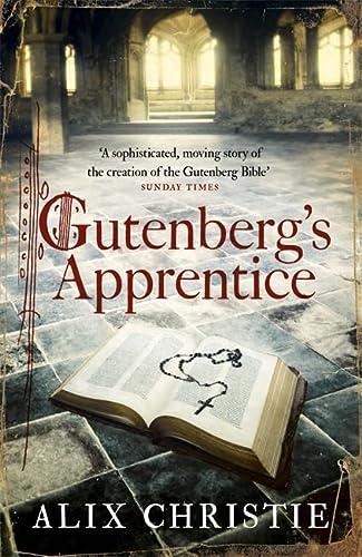 9781472220158: Gutenberg's Apprentice