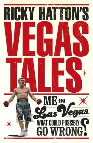 9781472223470: Ricky Hatton's Vegas Tales