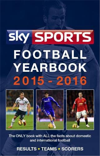 9781472224156: Sky Sports Football Yearbook 2015-2016