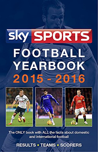9781472224163: Sky Sports Football Yearbook 2015-2016