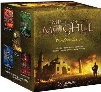 9781472225658: Empire Of The Moghul Collection (5 Books)