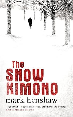 9781472225702: The Snow Kimono