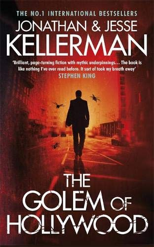 9781472226808: The Golem of Hollywood: A terrifying mystery of the supernatural