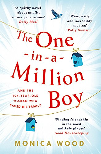 9781472228383: The one in a million boy