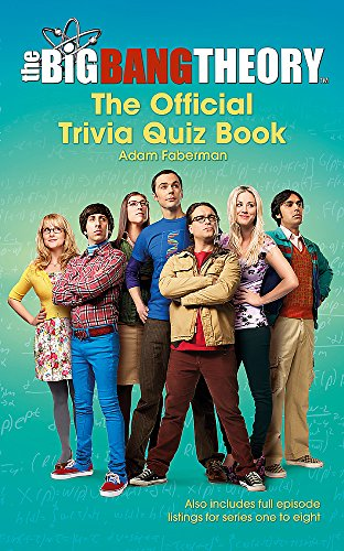 9781472230973: The Big Bang Theory Trivia Quiz Book