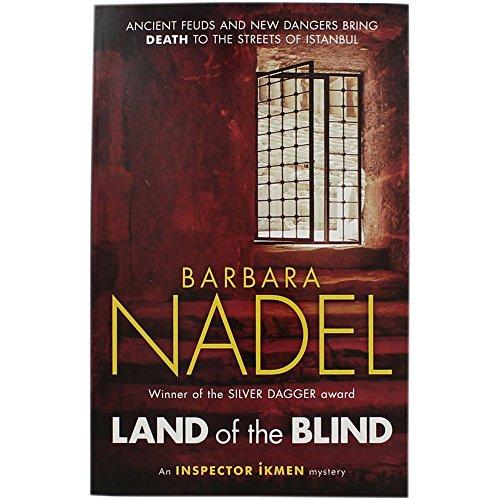 9781472231925: Land of the Blind (Inspector Ikmen Mystery 17)