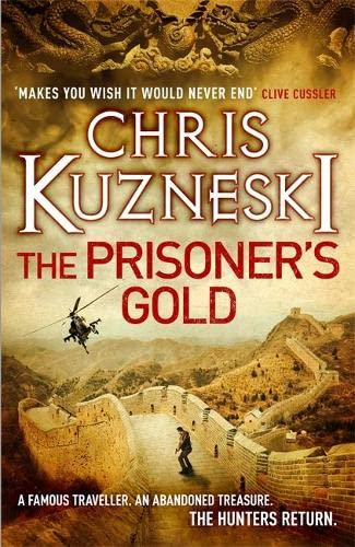 9781472232380: The Prisoner's Gold (The Hunters 3)